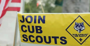 Join Cub Scout banner
